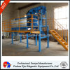Induced Eddy Current Metal Scraps Sorting Machine in Crushing Recyclable Processing System