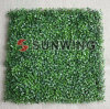 Plants Garden Green IVY Fence Ball Boxwood Artificial Hedge