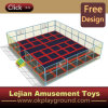 2015 New Type Indoor Trampoline for Indoor Park with En71