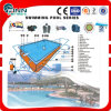 Professional Business Swimming Pool Product with 10 Years Expenreicens
