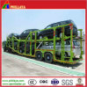 2 Axles Two Floors Car Carrier Semi Truck Trailer