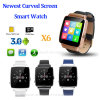 Fashionable Bluetooth Smart Watch Phone with SIM Card (X6)