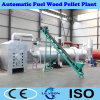 1ton Capacity Rotary Wood Chips Sawdust Dryer Drying Machine