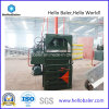 Vertical Hydraulic Waste Paper/Pet Bottle Baler for Recycling