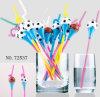Creative New Design Sport Plastic Drinking Straws