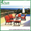 Outdoor Garden Cast Aluminium Sofa Set