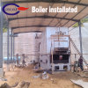 Biomass Fired Thermal Oil Boiler (YLW-2400kw)