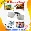 Customer Plastic Reuseable Circular Polarized 3D Clip-on Eyewear Glasses
