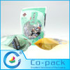 Aluminum Foil Bag for Herbal with Zip Lock