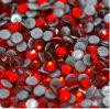 Crystals Round Stone Wholesale Strass DMC Hot Fix Rhinestone (HF-ss20 siam/3A grade)