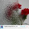 4mm, 5mm, 6mm Patterned Shower Door Glass for Decoration
