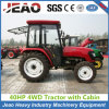 40HP Cheap Farm Tractors 4WD Mini Tractor with Front End Loader