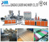 PVC/UPVC Corrugated/Waved Roofing Tiles/Sheets Extrusion Line