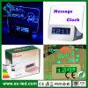 Multifunction Snooze LED Message Board Alarm Clock