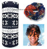 Custom Made Buff Style Head Wrap Multifunctional Outdoor Sports Face Mask