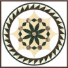 Middle East Crystal Polished Porcelain Floor Tile