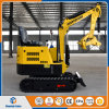 Cheap Mini Excavator 800kg China Minibagger for Greenhouse