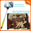 Mobile Phone Monopod with Bluetooth Shutter