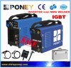 CE Approved IGBT Inverter Intelligent Mini Arc Welding Machine