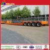 3-4 Axles Heavy Duty Truck Low Bed Semi Trailer