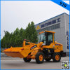 1t Wheel Loader for Sale with Attachment