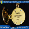 Custom Enamel Medallion Top Quality Gold Medal for Runners
