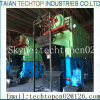 Straw Fired Biomass Steam and Hot Water Boiler