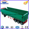 Heavy Duty End Dump Truck Trailers, Hydraulic Tipper Semi Trailer, Tipping Dump Trailers