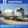 Sinotruk HOWO 6X4 7m3 8m3 10m3 12m3 Concrete Mixer Truck