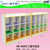 Cheap Wooden Kids Schoolbag Ark Classroom Cabinet Storage (HB-04203)