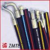 DIN 4sh Manufacturer Steel Wire Spiral Hydraulic Hose