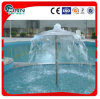 Stainless Steel Waterfall Mushroom Used for Water Park Swimming Pool