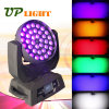36*18W RGBWA UV 6in1 LED Moving Head