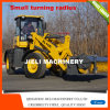 Jieli Brand Ce Approved Articulated 1.6 Ton Wheel Loader with Ce, Rops&Fops Cabin