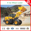 Zl50 High Efficiency 5 Ton Wheel Loader with Fork (5000kg)