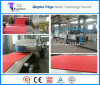 PVC Cushion Carpet Machine / PVC Floor Mat Manufacturing Plant in China