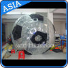 Commercial Grade Football Shape Zorb Ball for Wholesale, Commercial Inflatable Grass Zorb Ball