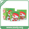 Snowman Design Printed Christmas Paper Box