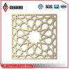 Top Quality Fireproof CNC Carved Aluminum Composite Matrial Acm