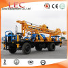 Diesel Engine Driven Trailer Well Drilling Machine