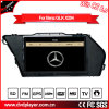 Windows Ce Car DVD Player for Benz Glk X204 Radio GPS Nagivation DVD Player Hualingan