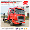 Max Speed 100km/H Low Flatbed Tow Truck with Diesel Engine