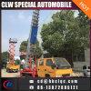 China New 28m 400kg Aerial Work Platform Truck Vehicle