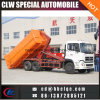 16-18m3 Hydraulic Lifter Container Hook Lift Garbage Truck