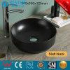 Bathroom Sanitary Ware Matt Black Color Washbasin Bc-7078K