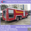 Foam Fire Truck Dimension 6000L Isuzu Pump Fire Truck
