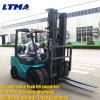 Mini Forklift 2 Ton LPG/Gasoline Forklift with Nissan Engine