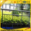 Hot Selling ISO9001 Wood Grain Aluminium Fence