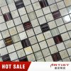 North American Style Marble Mosaic Mix Glass