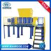 Double Shafts Shredder for Solid Plastic Waste/ Metal Swarf/ Tdf